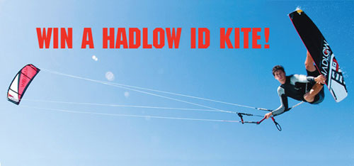 Win a Hadlow kite!